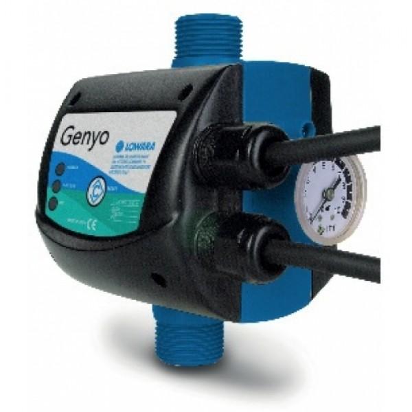 Αυτόματο πιεστικό σύστημα Lowara GENYO 8A/F22 - max 8 Amp - πίεση εκκίνησης 2,2bar