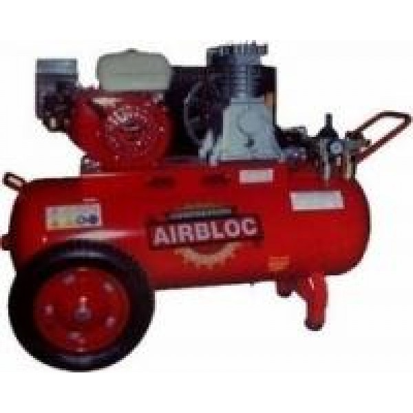 Airbloc AGRI 150 9hp/150lt Αεροσυμπιεστής βενζινοκίνητος