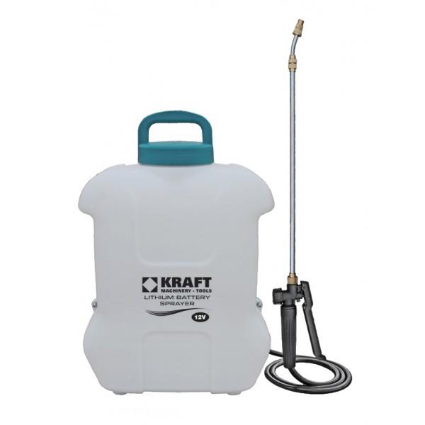 KRAFT - Ψεκαστήρας Μπαταρίας Λιθίου 16Lt