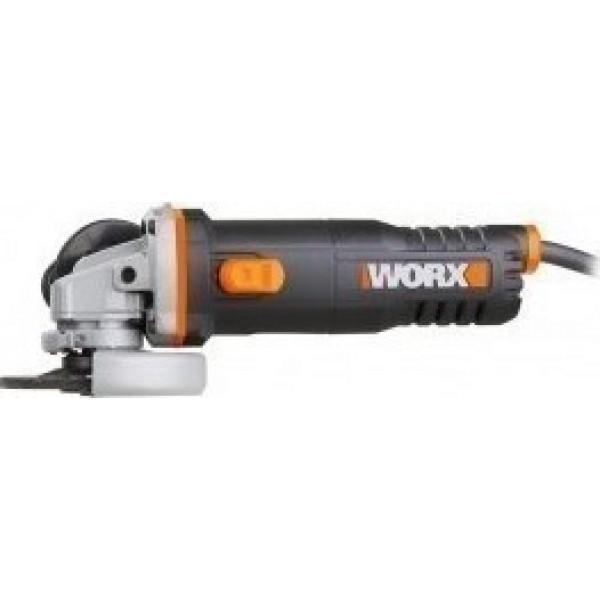 Worx - Γωνιακός Τροχός 115mm 750W