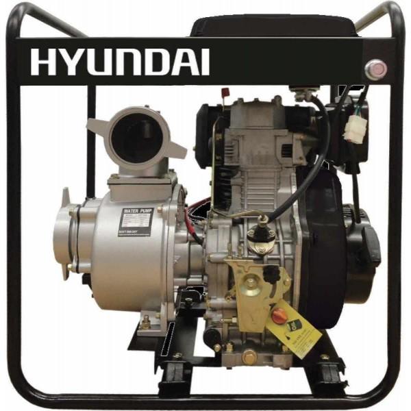 Hyundai DP20 Αντλία Νερού Πετρελαίου Τετράχρονη 5.0Hp