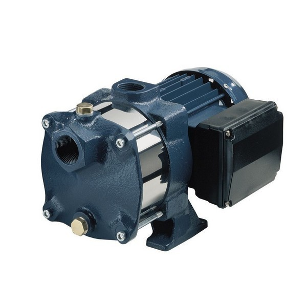 EBARA COMPACT BM/15 Αντλία νερού Πολυβάθμια / Αθόρυβης λειτουργίας 1.5hp - Μονοφασική