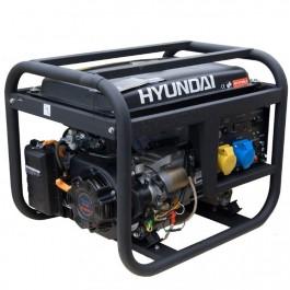 HYUNDAI Γεννητρια βενζινης 230V 3.5KVA AVR - HY3100L