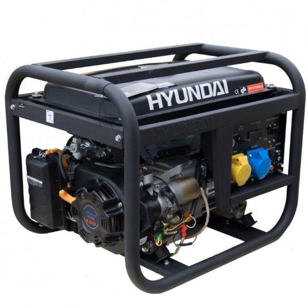 HYUNDAI  Γεννητρια βενζινης 230V 3.5KVA - HY3100