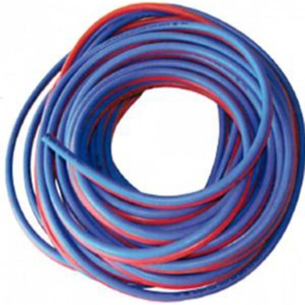 Λάστιχο οξυγόνου - ασετυλίνης διπλό 8mm 10A-08